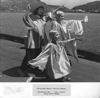 Anneliese Ellis, Mary-Clare Royle and Lois Tucker of Kittiwake Dance Theatre, 1980s / Photo courtesy of the Kittiwake Dance Theatre Collection, Archives and Special Collections, Memorial Libraries