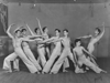"June Roper's ""Casanova Ballet"", which was performed at the Strand Theatre on June 6, 1939 / Photo: Artona"