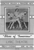 House program cover for the B.C. School of Dancing, 1942