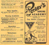 Yellow Pages listings, 1938