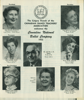 Canadian Dance Teachers' Association program, 1952